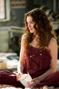 Alba se parece a Anne Hathaway