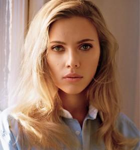 Macarena se parece a Scarlett Johansson